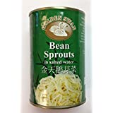 Golden Swan Brand Bean Sprouts, 400 g, Pack of 6