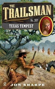 """The Trailsman #367: Texas Tempest (English Edition)"",作者:[Sharpe, Jon]"