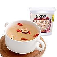 SUBO 苏伯 10g杯银耳红枣汤冻干即食 方便甜品速食食品汤料包糖包