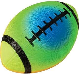 9 英寸(约 22.9 厘米)彩虹色 One PVC 足球 适合年轻孩子 - 出售 - 运动球玩具,学校嘉年华*励,送礼创意