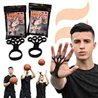 Flick Glove – 篮球训练辅助 – 跟踪/射击配件 – 完美您的追随 – 瞬间提升您的射击效果 – 矫正坏习惯,更新无泪
