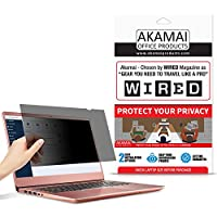 Akamai Office Products 隐私屏幕过滤笔记本电脑防眩光 12.1 inch SQUARE (4:3)