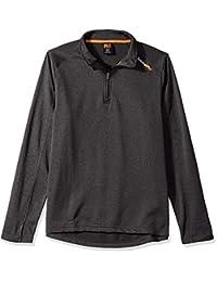 Timberland PRO 男士内裤 1/4 拉链羊毛上衣