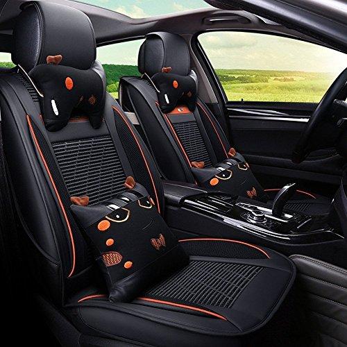 伊兰特 凯美瑞 冰丝汽车坐垫 四季垫 五座汽车垫 透气 汽车用品 装饰
