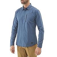 MILLET 觅乐 攀岩系列 男士 BELCHIOR LS SHIRT速干衬衫 MIV7765