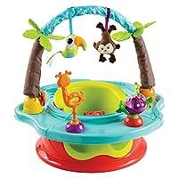 Summer Infant 三阶豪华婴儿座椅 野生动物园主题