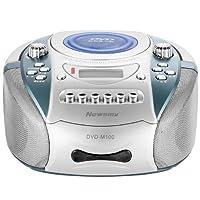 Newsmy 纽曼 DVD-M100 蓝色 多功能学习机\录音机\复读机 全功能复读播放机 语言学习必备