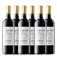 拉菲 传奇波尔多干红葡萄酒750ml*6(法国进口红酒)