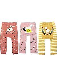 Bowbear Baby 3 双可爱动物打底裤