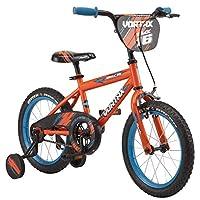 Pacific Vortax 男孩自行车,16 英寸车轮,橙色