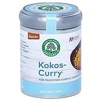 Lebensbaum 1663 Kokos Curry (für fruchtige Currys, Kürbissuppe & Geflügel) ,