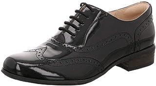 Clarks 女士Hamble Oak德比鞋