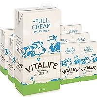VITALIFE 维纯 全脂牛奶 1L*12(澳大利亚进口)