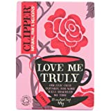 Clipper Organic Infusion Love Me Truly Chai Enveloped 20 Teabags 44 g (Pack of 6)