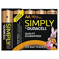 Duracell 金霸王 MN 1500 Simply 電池