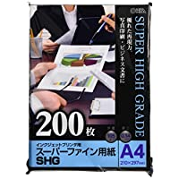 *精细用纸 A4 200张装 PA-PSF-A4/200