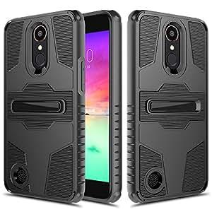 LG LV3 手机壳 KKST Black