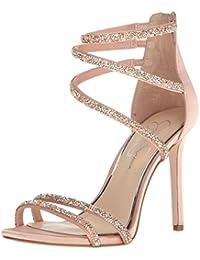 Jessica Simpson 女士 Jamalee 高跟凉鞋