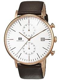 Danish Design 丹麦品牌 975 石英男士手表 IQ17Q975(亚马逊自营商品, 由供应商配送)