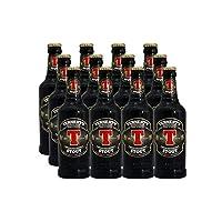 Tennent's替牌 英国进口 黑啤酒330ml*12瓶 英国精酿啤酒