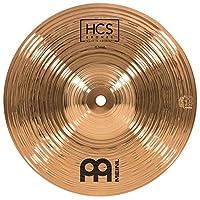 Meinl Cymbals 25.4 cm 溅水 – HCS 传统铜色鼓套装,德国制造,2 年质保 (HCSB10S)