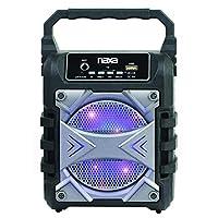 NAXA 電子藍牙音箱,帶 LED 照明效果 LED Light Effects