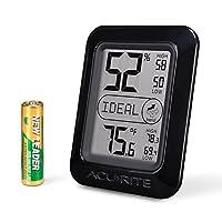 acurite 01131M 数码湿度计和温度计