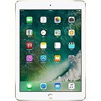 【2017新款】Apple iPad WiFi版 9.7英寸 MPGT2CH/A 平板电脑 第五代 iPad (32G/WLAN/金色)苹果官方授权 顺丰发货
