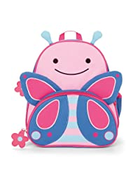 Skip Hop 可爱动物园小童背包-蝴蝶SH210225【跨境自营】