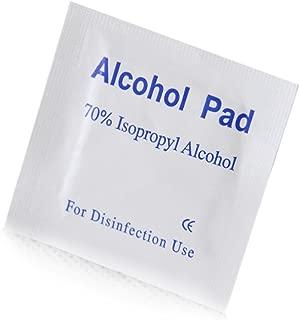 力伯侬 旅行必备急救用品 酒精片 消毒片 擦拭片 消毒湿巾 伤口消毒1片价