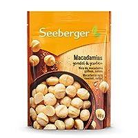 Seeberger Macadamias ger?stet gesalzen, 13er Pack (13 x 80 g)