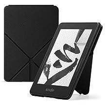 亚马逊折叠式真皮保护套 (Kindle Voyage 电子书阅读器),黑色