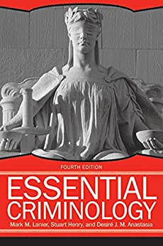 """Essential Criminology (English Edition)"",作者:[Lanier, Mark M.]"
