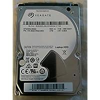 "2TB 笔记本电脑硬盘 SATA III(6Gb/s),32MB~128MB,5400RPM,7mm~9.5mm) 2.5"" 内置硬盘,适用于笔记本电脑、Macbook、MacAir、Macbook Pro、PS4 和带 2.5 英寸 SATA 连接器的游戏设备 - 1 年保修"