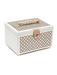 WOLF 美国品牌 中性 首饰盒 301053