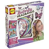 ALEX Toys DIY 佩戴层和闪光蝴蝶头带