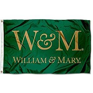 威廉和玛丽部落 W&M 大学大号大学旗
