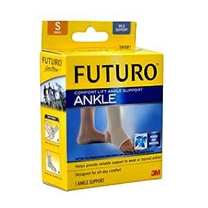 3M FUTURO护多乐 护踝 男女保护绷带足球运动扭伤保护脚踝经典保暖舒适型 小号S