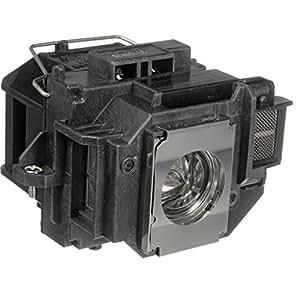 Electrofied e-v13h010l58-ele13 替换灯,带外壳,适用于 powerlite 1220 epson 产品
