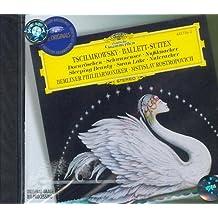 进口CD:柴可夫斯基 芭蕾舞剧组曲(449 726-2)(CD)