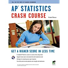 AP Statistics Crash Course (Advanced Placement (AP) Crash Course) (English Edition)