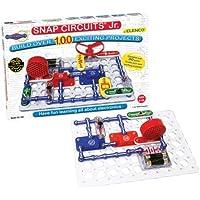 Elenco埃伦克 STEM科学益智玩具 Snap Circuits SC-100 电路探索套装