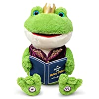 Cuddle Barn 故事讲述的朋友 Hadley the Storytelling Frog