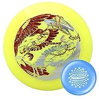Innova Discs 高尔夫 XXL 禅宗夏莱克限量版远距离驾驶者 170-175 克限量版星星印有 Innova 迷你(2 种颜色印章)(颜色随机)
