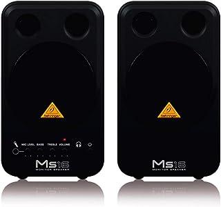 Behringer MS16 立体声显示器扬声器 (16 瓦)