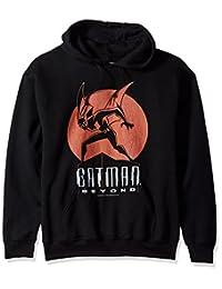 Trevco Men's Batman Beyond Perched Hoodie Sweatshirt