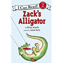 Zack's Alligator (I Can Read Level 2) (English Edition)