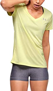 Under Armour 安德玛 Tech 女式V领短袖麻花T恤