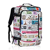 Hynes Eagle 38L Flight Approved Weekender Carry on Backpack