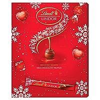 Lindt 瑞士莲 Lindor倒数日历牛奶巧克力,315克